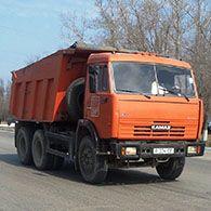 Аренда самосвала КАМАЗ 65115