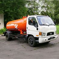 Аренда ассенизатора Hyundai