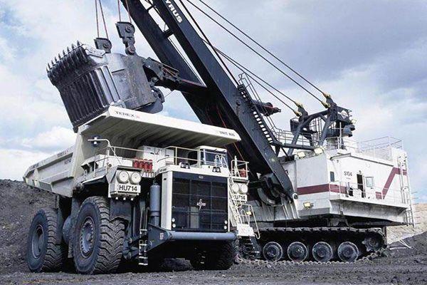 Самосвал Unit Rig MT 5500