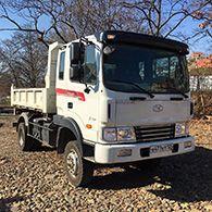 Аренда самосвала Hyundai Mega Truck