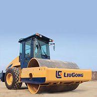 Дорожный каток LiuGong
