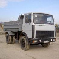 Cамосвал МАЗ 5551