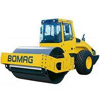 КАТОК BOMAG BW 216 D