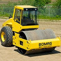 Дорожный каток BOMAG BW 213 d-40