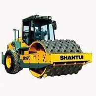 Услуги виброкатка Shantui