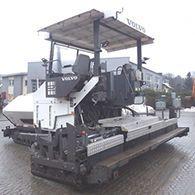 Услуги асфальтоукладчика Volvo Abg Titan 6820