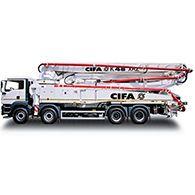 Аренда бетононасоса CIFA K 48