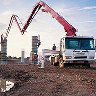 Аренда бетононасоса м 32