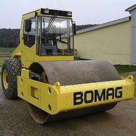 Услуги катка BOMAG BW 213 D-40