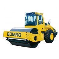 Аренда виброкатка BOMAG 216