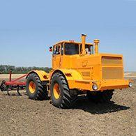 Трактор колесный К-701
