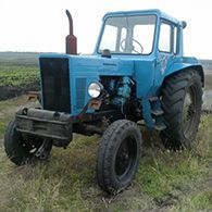 Аренда трактора мтз-50