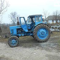 Услуги трактора мтз 52