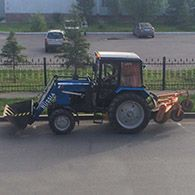 Аренда трактора МТЗ-80