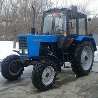 Трактор колесный МТЗ-82