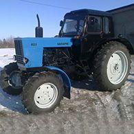 Аренда трактора МТЗ-82.1 Беларус