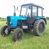 Услуги трактора Беларус МТЗ-82.1