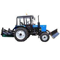 Аренда уборочного трактора МТЗ-82