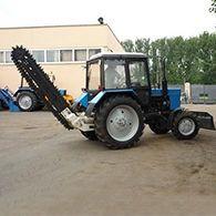 Аренда трактора Беларус-82.1 (Бара)