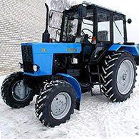 Аренда трактора МТЗ-82