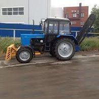 Аренда трактора МТЗ-82.1 (Грунторез)