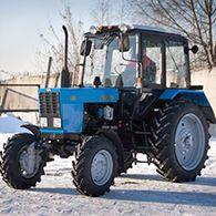 Аренда трактор МТЗ-82