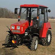 Аренда косильный трактор Беларус 320