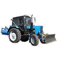 Аренда трактора МТЗ-82.1