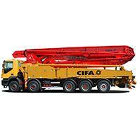 Бетононасос CIFA K52L XRZ