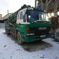 Автобетононасос Isuzu Forward