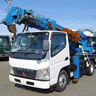 Ямобур Mitsubishi Canter