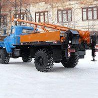 АРЕНДА ЯМОБУРА УРАЛ БКМ-515