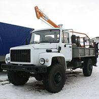 Аренда бурильно-крановой машины БКМ-317