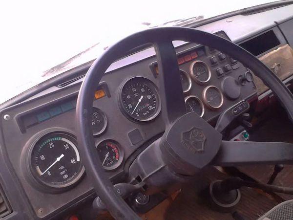 Кабина ассенизатора ГАЗ 3309