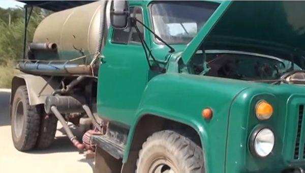 Обслуживание ассенизатора ГАЗ 53