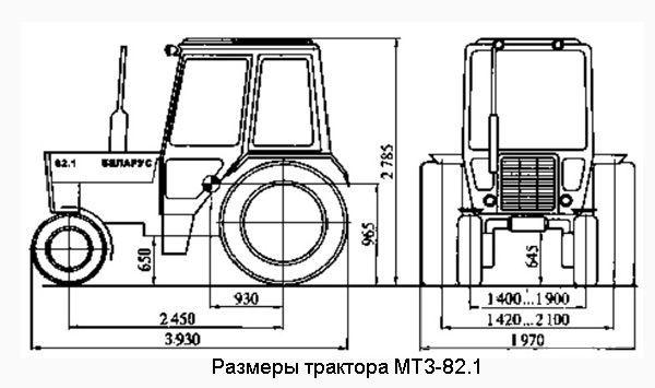 руководство по ремонту и эксплуатации мтз 82.1