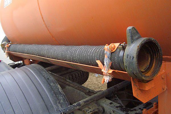 Шланг ассенизаторской машины