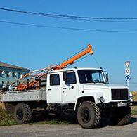 Аренда бурильной установки БКМ-317