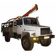Ямобур на базе ГАЗ-3308