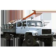Аренда ямобура ГАЗ 33081