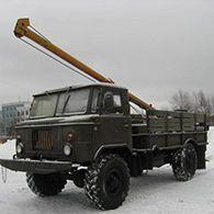 Аренда ямобура на базе Газ-66