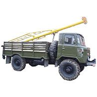 Прокат ямобура на базе ГАЗ-66