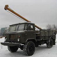 Аренда Ямобура ГАЗ-66