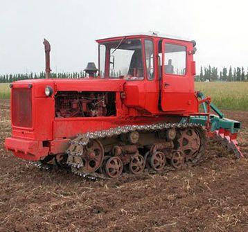 Трактора ДТ-75Е