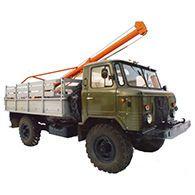 Аренда ямобура вездехода ГАЗ-66