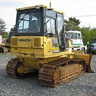 Услуги бульдозера Komatsu D39EX-21