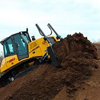 Услуги бульдозера New Holland D 180