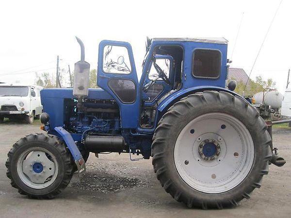 Технические характеристики трактора Т-40