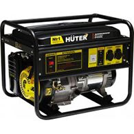 Аренда электрогенератора Huter DY6500L