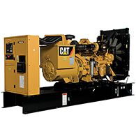 Прокат генератора CAT 3406
